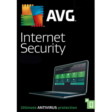 AVG Internet Security - 1-Year / 3-PC - Global [KEYCODE]
