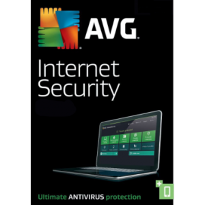 AVG Internet Security - 1-Year / Unlimited PC - Global [KEYCODE]