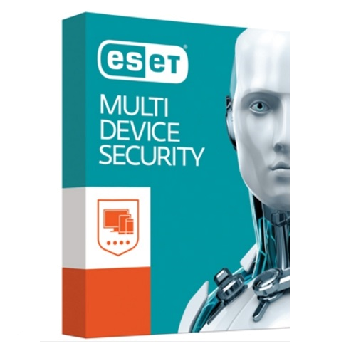 ESET Multi-Device Security - 1-Year / 10-Device [KEYCODE]