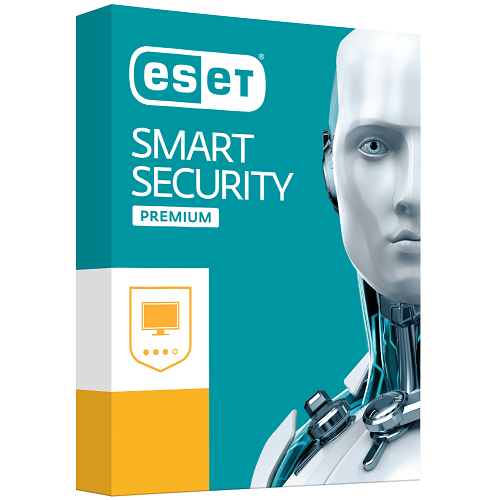 ESET Smart Security Premium - 1-Year / 1-PC [KEYCODE]