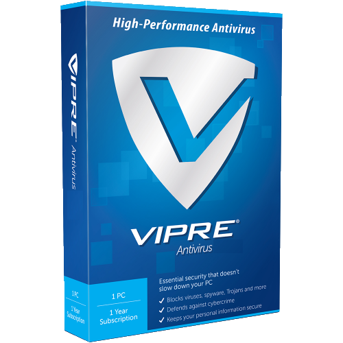 VIPRE Antivirus - 1-Year / 1-PC - Global [KEYCODE]