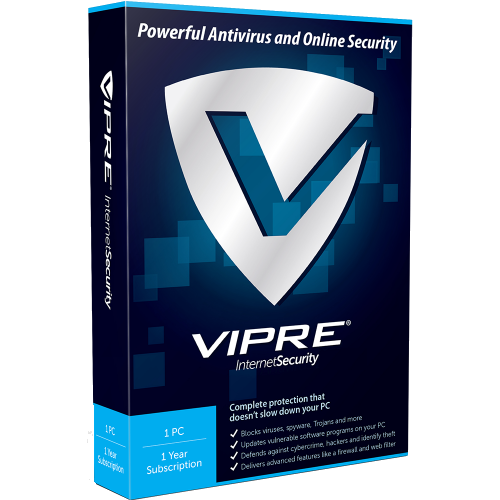 VIPRE Internet Security - 1-Year / 1-PC - Global [KEYCODE]