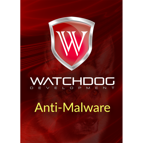 Watchdog Anti-Malware - 1-Year / 3-PC