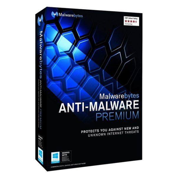 Malwarebytes Anti-malware Premium 1 PC 1 Year [KEYCODE]